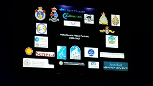 All the organisations that have helped the Franklin excavations