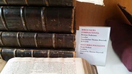 Old texts, Canberra. Photo © Jade Koekoe