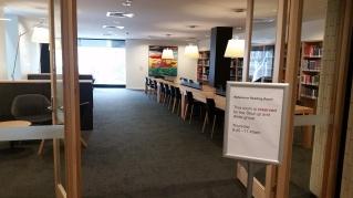 Matheson Library, Monash Uni. Photo © Jade Koekoe